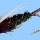 Bead Head Prince Nymph - Twelve NEW Fly Fishing Flies in Your Choice of Size
