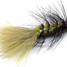 Bead Head Woolly Bugger Fly Fishing Flies in Your Choice of Color and Size
