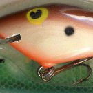 Vintage (1987) POE'S SUPER CEDAR Brown w/Hot Belly Lure