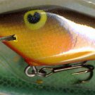 Vintage (1987) POE'S SUPER CEDAR Brown/Orange 918 Lure
