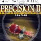 Cortland 4# Precision 9 Ft Panfish Fly Fishing Leader