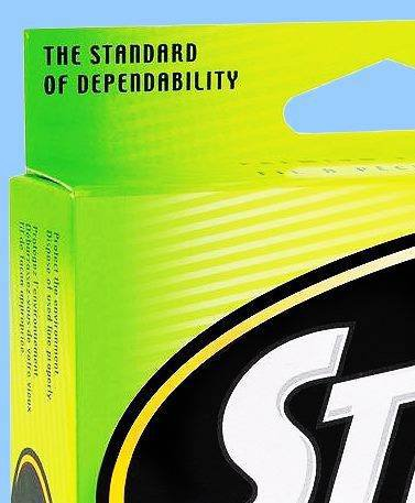 Stren Super Knot Self-lubricating Monofilament Eliminates Line Breakage