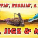 "Northland Slug Bug Larvae Grub Jigs (2-pak) ""Bug-Eyed Bro Bug"" Collection"