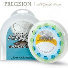 Cortland WF8 Floating Precision Striped Bass Green/Ice Blue Fly Line