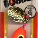 Luhr-Jensen Cherry Bobber 4043-005-005 H Brass (#5)