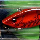 "Cotton Cordell Red Crawdad ""Bait Bonanza"" Lipless Sinking, Rattling Fishing Lure"