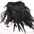 Wapsi Black #1 Premium Saddle Patch Feathers