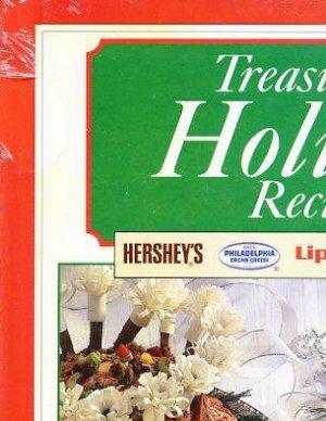 Treasury of Holiday Recipes by Publications International Ltd and Ltd....