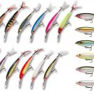 Rapala X-RAP Tennessee Olive Shad (XRSSS08 TOSD) Fishing Lure with SureSet Hook