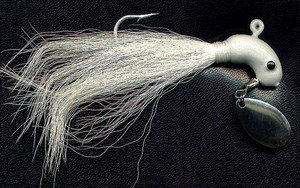Deadly Hyper Striper Horse-Head Jigs in Choice of Colors & Sizes:  3/8 oz - 3 oz