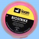 Loon BioStrike Hi-Vis PINK, Biodegradable, Reusable, Strike Indicator Putty