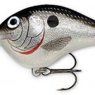 "Rapala 2"" Rattling Silver Shad Lure Dives To 6 Feet"