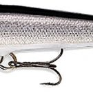 "Rapala Silver F09-S Floating 3-1/2"" Balsa Lure"