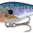 NEW Rapala Glass Blue Shad (GSR04 GBSD) Shad Rap Rattling Fishing Lure
