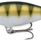 "Rapala Yellow Perch ""Deep Runner"" (SR09 YP) Shad Rap Fishing Lure"