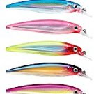 Rapala X-RAP Rainbow Trout (XR08 RT) Suspending Slashbait Fishing Lure