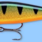 "Rapala PERCH Flat Rap (FLR06 P) NEW 2-1/2"" Balsa Fishing Lure"