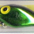 New Storm Magnum Wiggle Wart Metalic Green/Black Lure