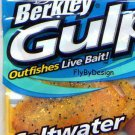 "Berkley Gulp! 4"" Saltwater New Penny Clam 2ct - Outfishes Live Bait"