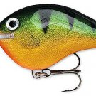 "Rapala 2"" Rattling Balsa Perch Dives to 4 Feet Lure"