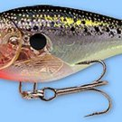 NEW Rapala Glass Black Shad (GSR05 GBK) Shad Rap Rattling Fishing Lure