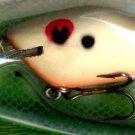 Vintage (1987) POE'S SUPER CEDAR Pearl w/Hot Belly #240