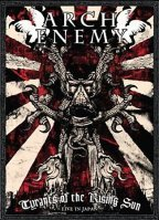 ARCH ENEMY - TYRANTS OF THE RISING SUN LIVE IN JAPAN (2008) TEMP OUT OF STOCK