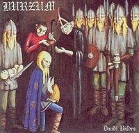 BURZUM - DAUDI BALDRS (1997)