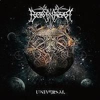 BORKNAGAR - UNIVERSAL (2010)