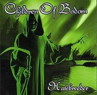 CHILDREN OF BODOM - HATEBREEDER (1999)