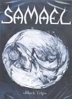SAMAEL - BLACK TRIP DVD (1996)