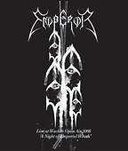 EMPEROR - LIVE AT WACKEN 2006 : NIGHT OF EMPERIAL WRATH DVD