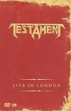 TESTAMENT - LIVE IN LONDON DVD (2005)