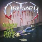 OBITUARY - SLOWLY WE ROT / CAUSE OF DEATH (2 ALBUMS IN ONE!!)