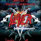 SLAYER - UNHOLY ALLIANCE LIVE DVD