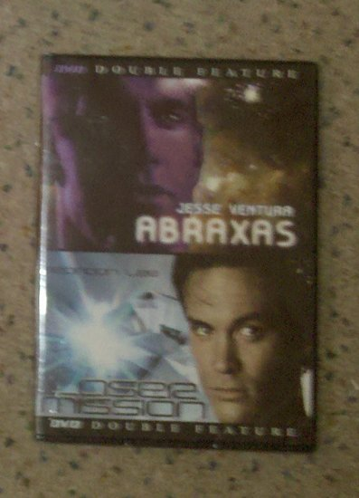 New DVD: Abraxas and Laser Mission
