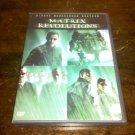 Matrix Revolutions Two DVD Set!