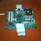 Motherboard w. Processor and Memory