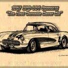 1957 RPO 684 Fuel Injected Corvette Racer Kit