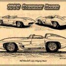 1959 Corvette Sting Ray Racer