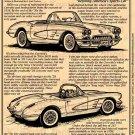 1959 Corvette Illustrated Series No. 9