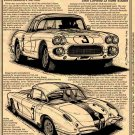 Briggs Cummingham's 1960 Corvette Le Mans Corvette Racers Illustrated Series No. 127