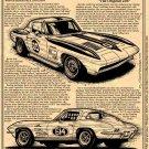 1963 Z06 Corvette Illustrated Series No. 128