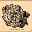 1965 L84 327/375 HP Fuelie Engine