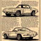 1965 Corvette Illustrated Series No. 24