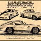 1966 427 Corvette Profile with 2008 427 Limited Edition Z06