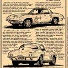 1966 427 Corvette Illustrated Series No. 27