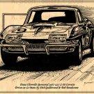 1967 L-88 Corvette Sponsored by Dana Chevrolet