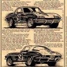 1967 L-88 Corvette Illustrated Series No. 30