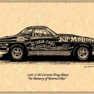 "1967 L-88 Corvette Drag Racer ""In Memory of Astoria-Chas"" Profile"